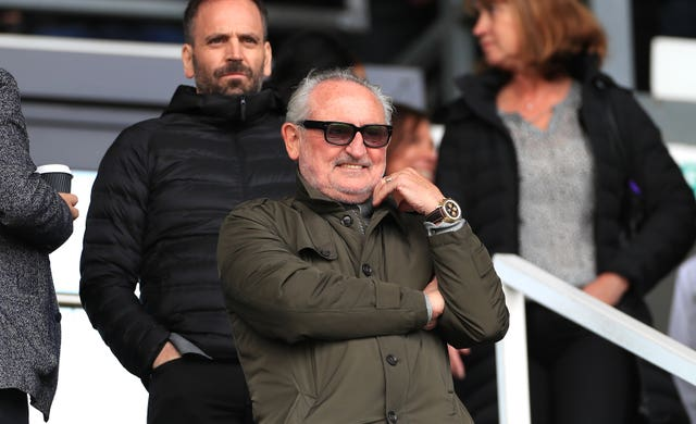 Frank Lampard senior helped keep his son grounded