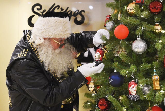 Selfridges Opens Christmas Shop 145 Days Ahead Of Event