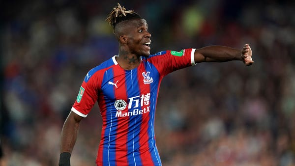 Palace take action after Wilfried Zaha suffers more racist abuse online
