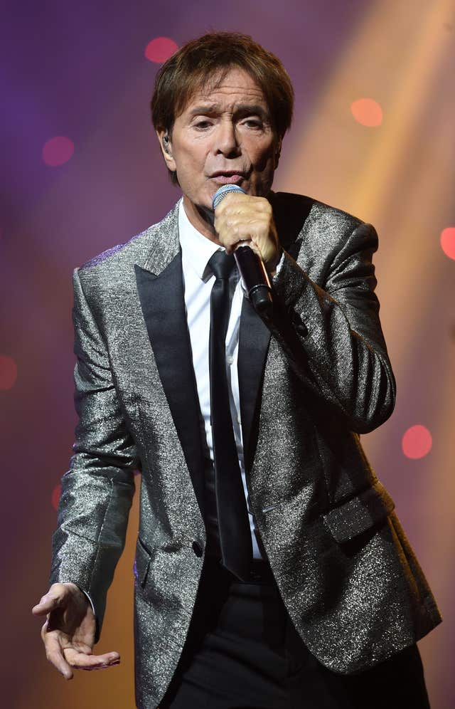 Cliff Richard 75th Birthday Tour – Birmingham