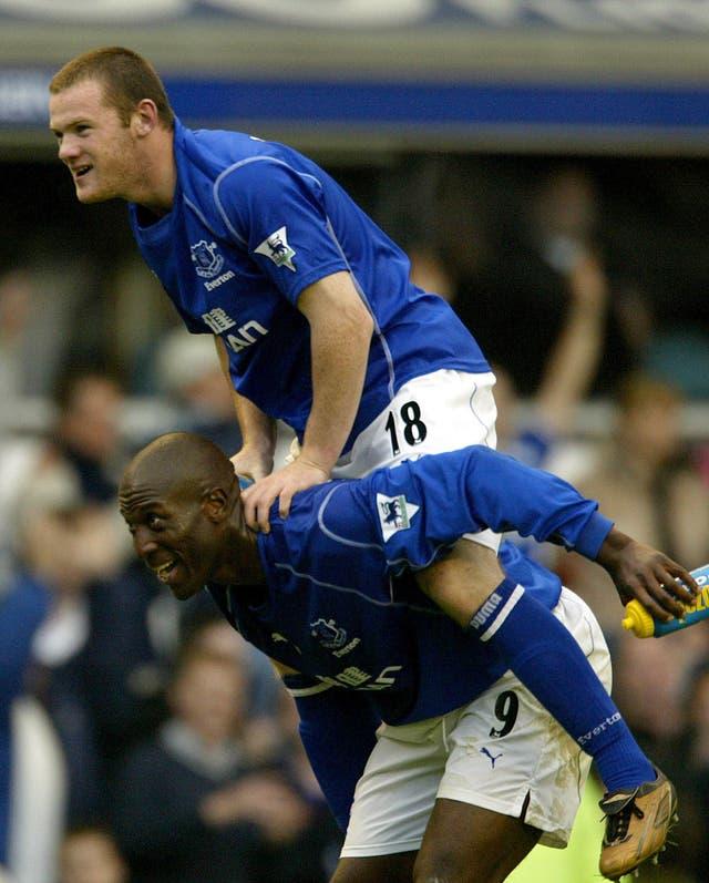Soccer – FA Barclaycard Premiership – Everton v Arsenal
