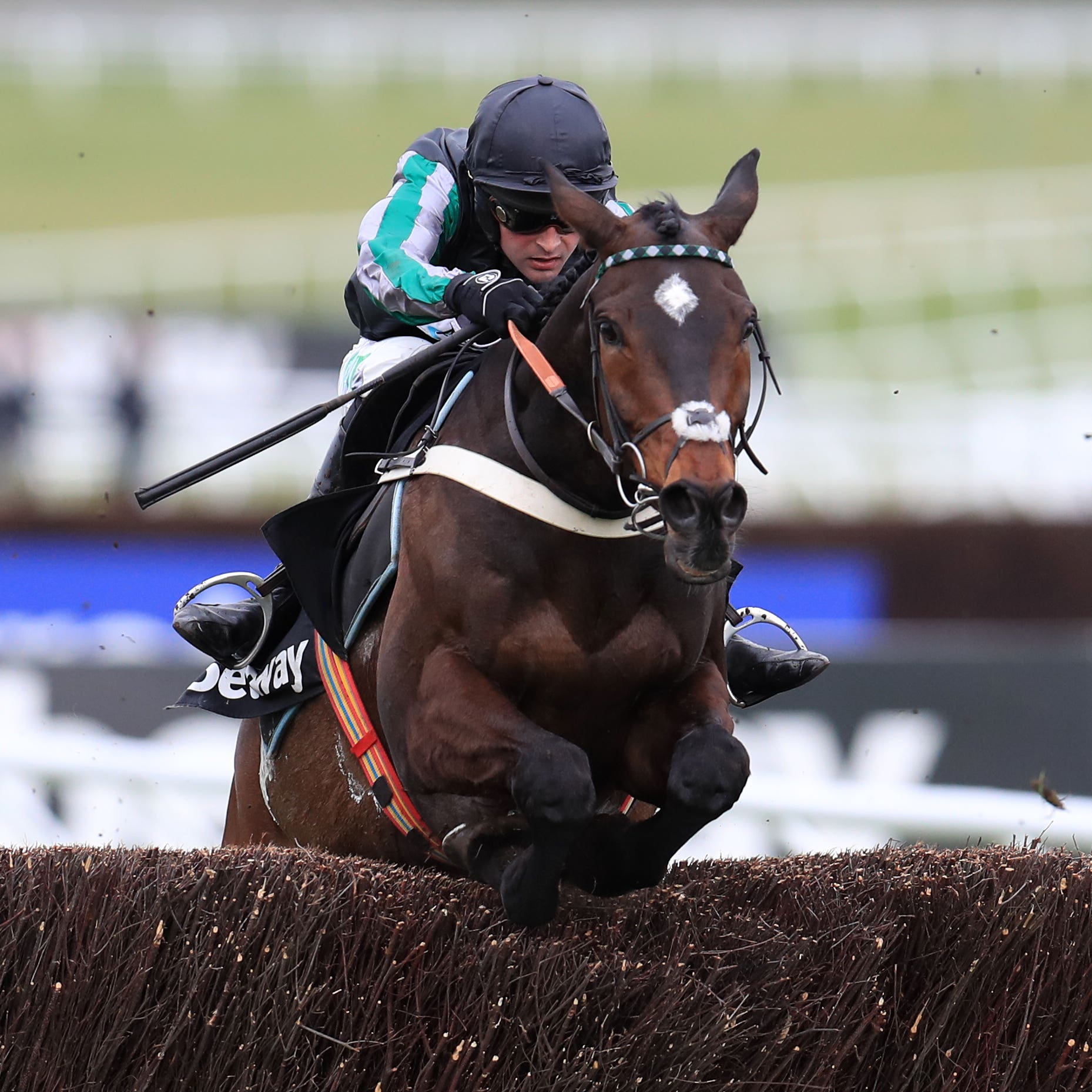 Altior won last year's Champion Chase in fine style