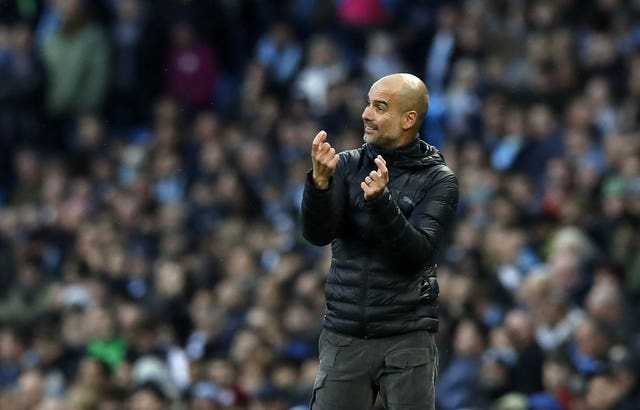 Manchester City manager Pep Guardiola will be desperate for a victory at Anfield on Sunday