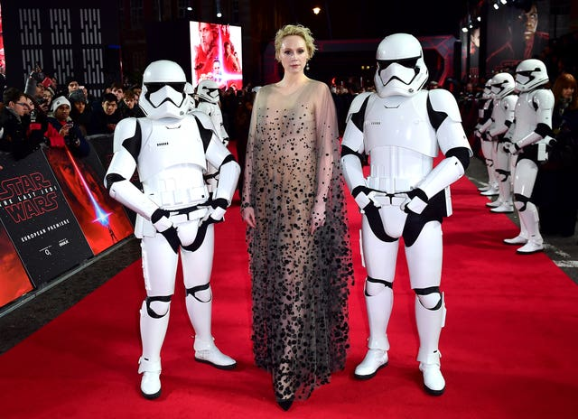 Star Wars: The Last Jedi European Premiere – London