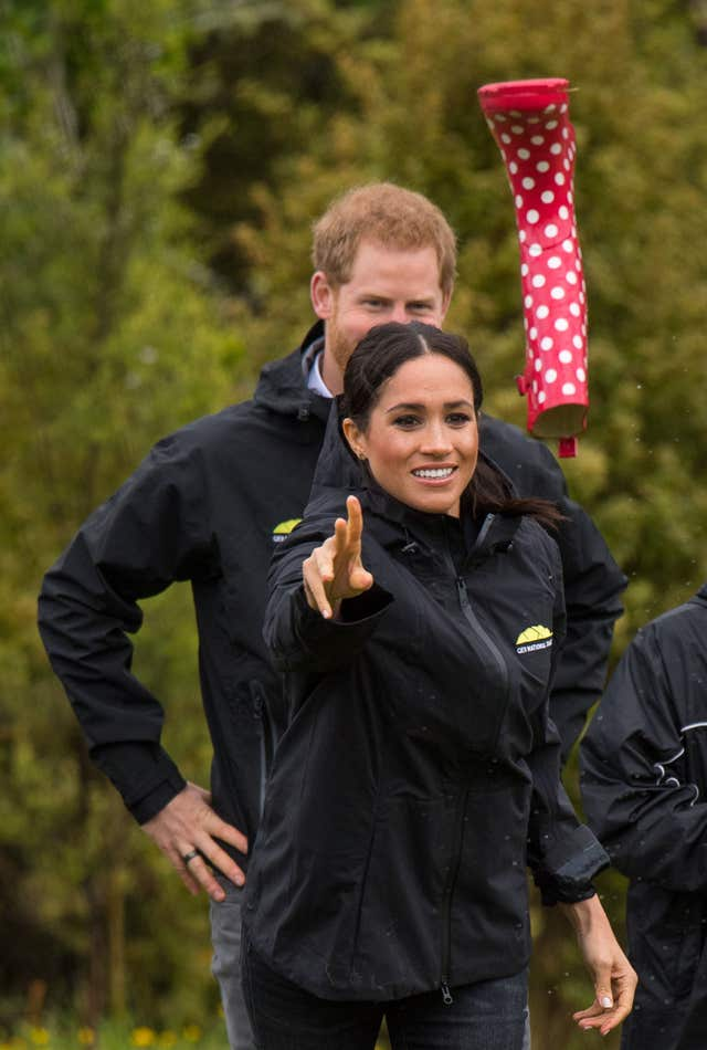 Royal tour of New Zealand – Day Three
