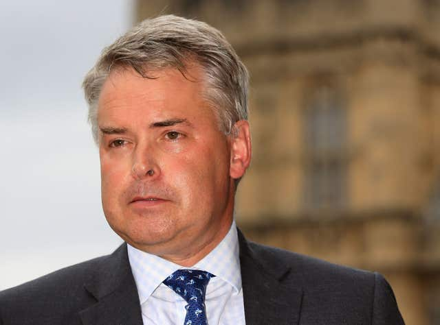 Tory MP Tim Loughton has been battling to get the Government to legalise civil partnerships for straight couples. (Gareth Fuller/PA).