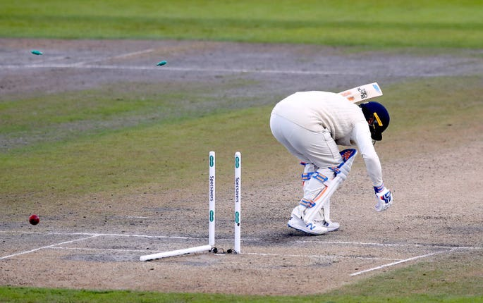 Jason Roy struggled during the recent Ashes series