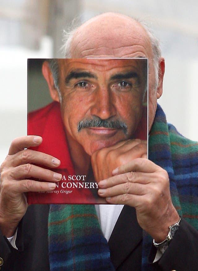 Sean Connery Memoirs – Edinburgh International Book Festival
