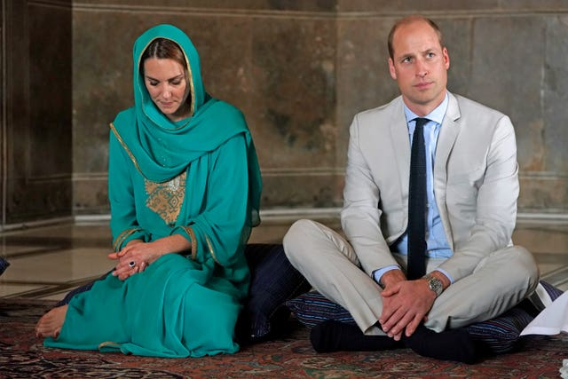 Royal visit to Pakistan – Day Four