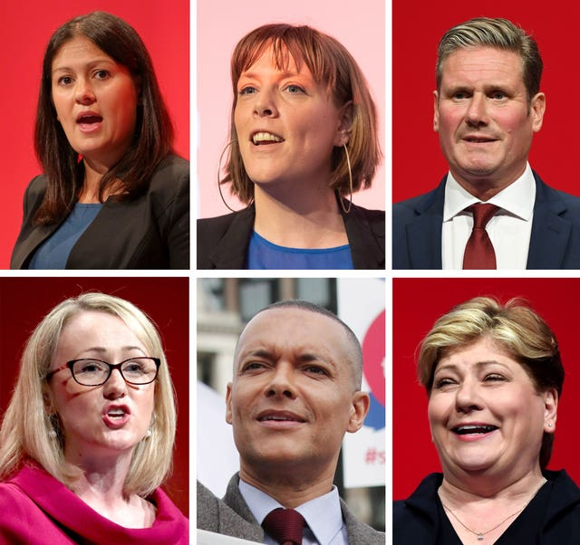 Labour Party leadership contest