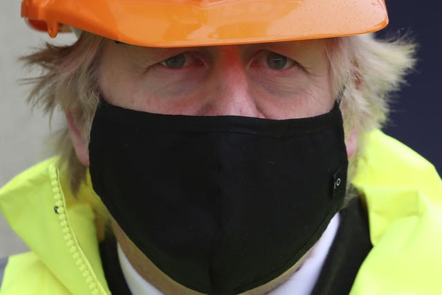 Boris Johnson visit to Teesside