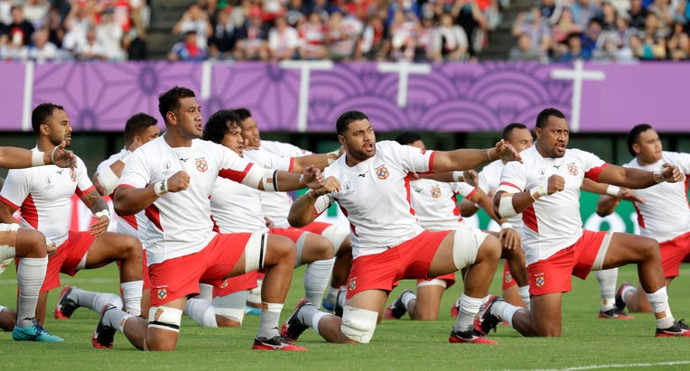 Tonga came close to overturning a 17-point deficit against France