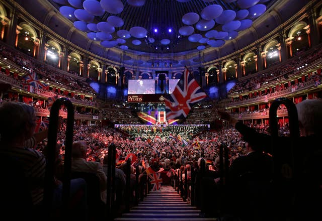 Last Night of the Proms 2015