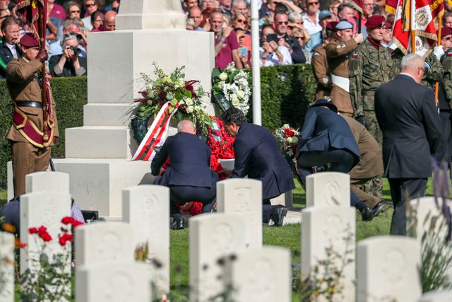 Operation Market Garden 75th anniversary commemorations
