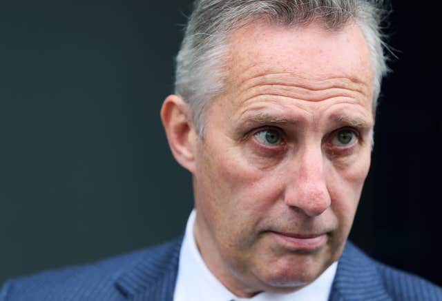 Ian Paisley survives recall petition