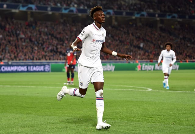 The goals keep coming for Tammy Abraham