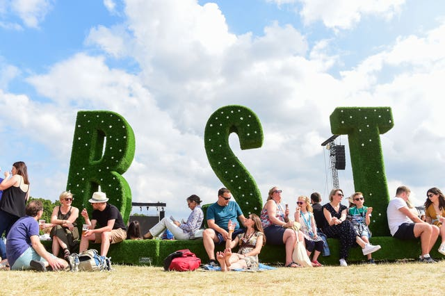 British Summer Time festival – London