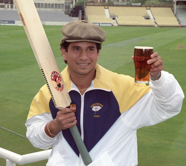 Overseas players have long been commonplace, with Sachin Tendulkar playing for Yorkshire in 1992