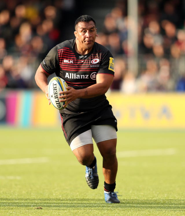 Mako Vunipola File Photo