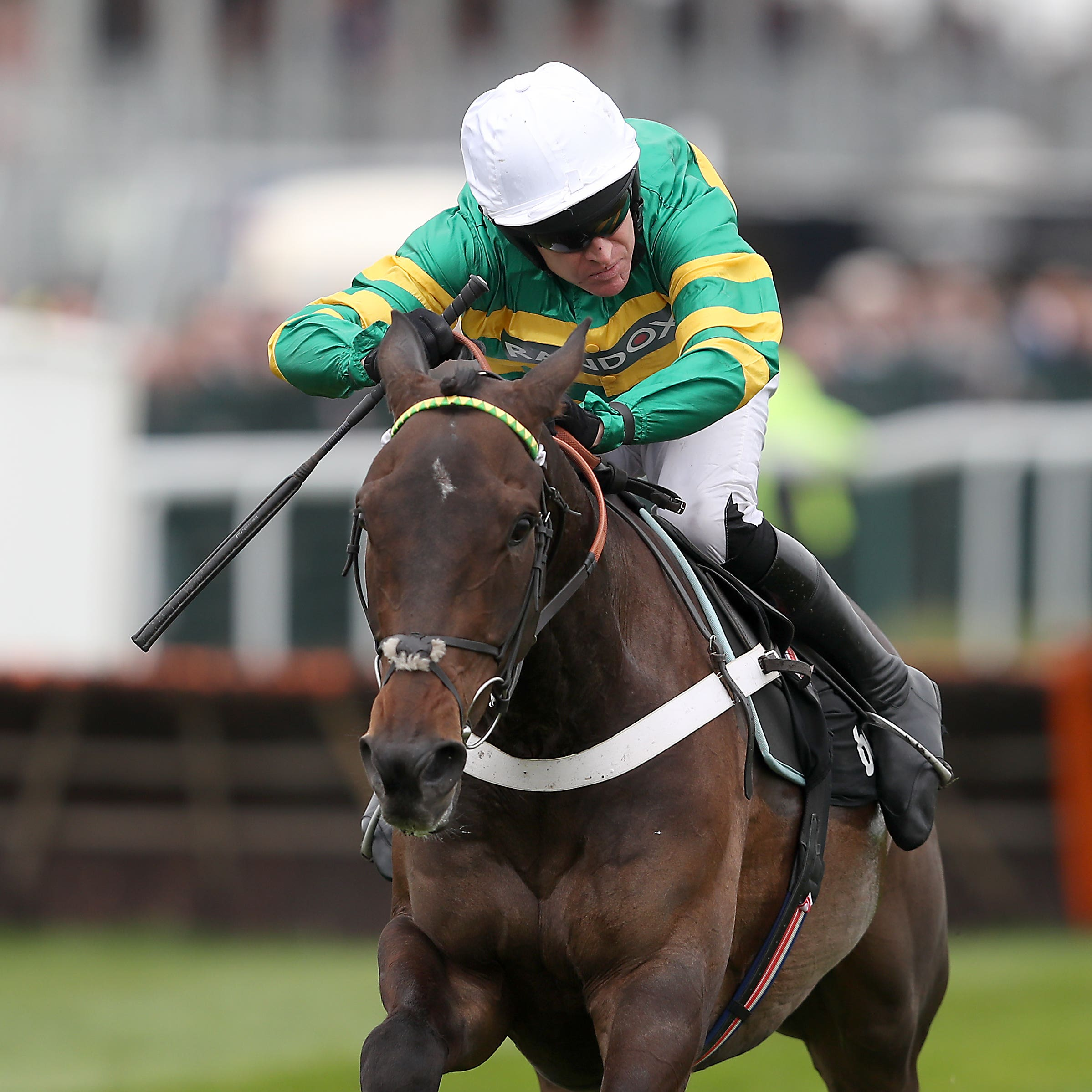 Buveur D'Air is pencilled in to return in the Fighting Fifth Hurdle at Newcastle