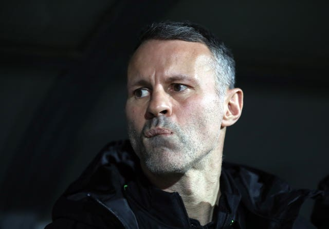 Ryan Giggs File Photo