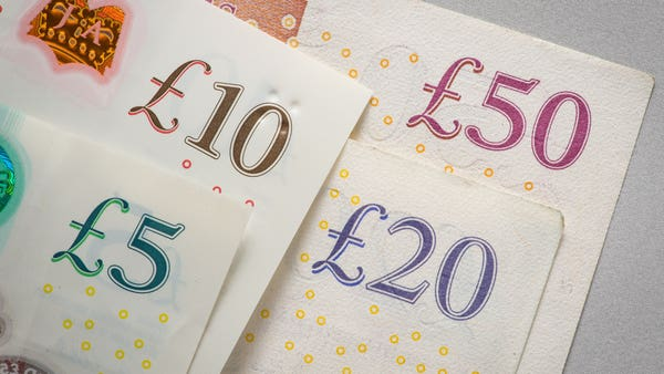 Merry Cashmas: 'Six in 10 will fund festive season with money rather than cards'