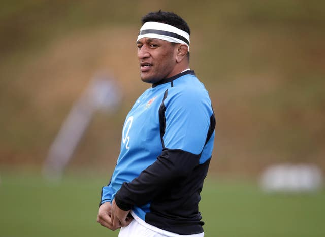 Mako Vunipola will play no further part in the tournament