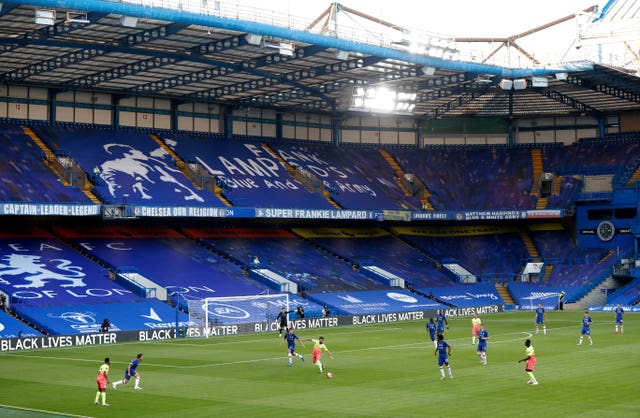 Chelsea v Manchester City – Premier League – Stamford Bridge
