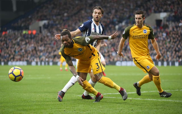 West Bromwich Albion v Brighton and Hove Albion – Premier League – The Hawthorns