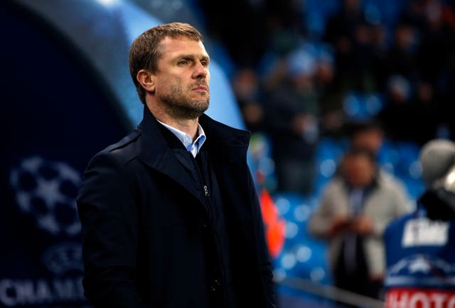 Sergei Rebrov has enjoyed success as a player and manager