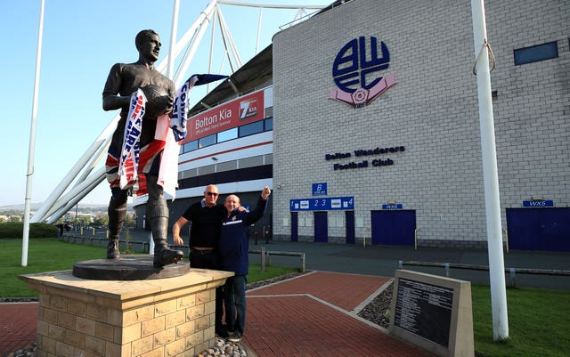 Bolton Wanderers Plight