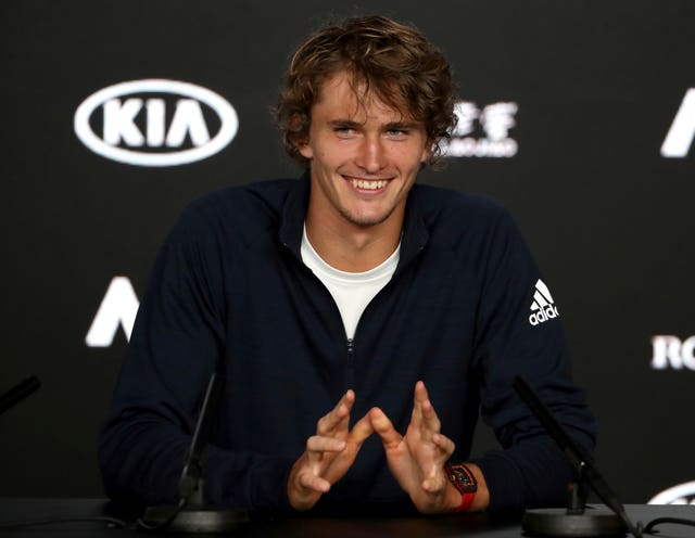 Alexander Zverev has struggled to find his best at the grand slams
