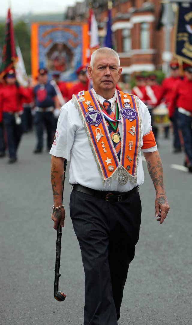Twelfth of July celebrations – Belfast