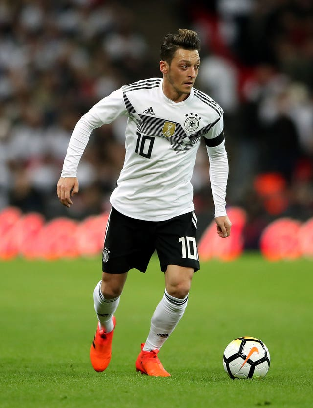 Ozil retired from international football with Germany amid controversy