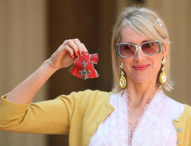 Author Lauren Child