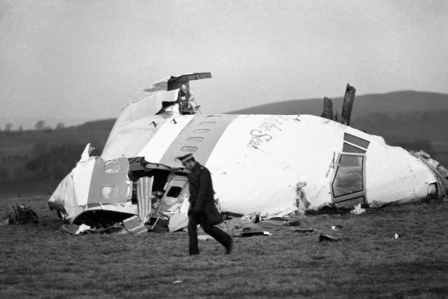 Lockerbie Plane Crash