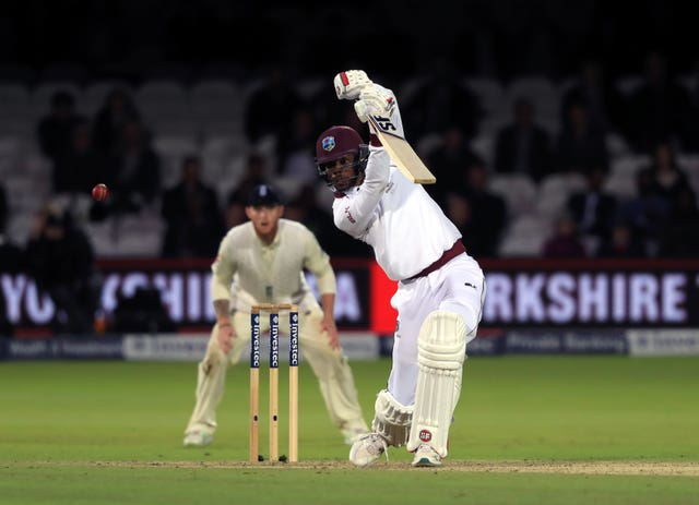 Roston Chase is hoping to repeat a fine series against England in the Caribbean