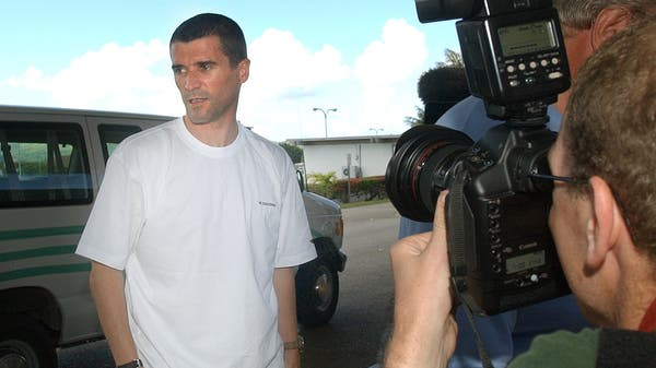 On this day in 2002: Roy Keane sent home from Ireland's World Cup squad
