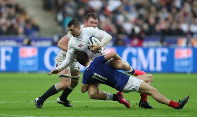 Jonny May is keen to face Scotland following defeat in France