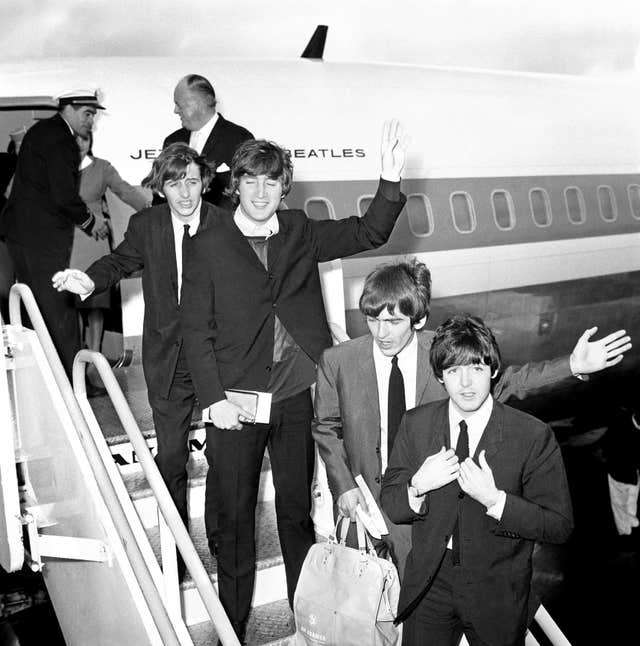 Music – The Beatles – American Tour