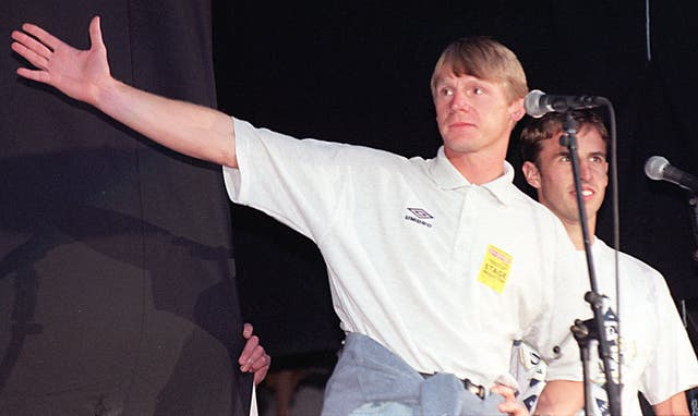 Stuart Pearce/Sex Pistols