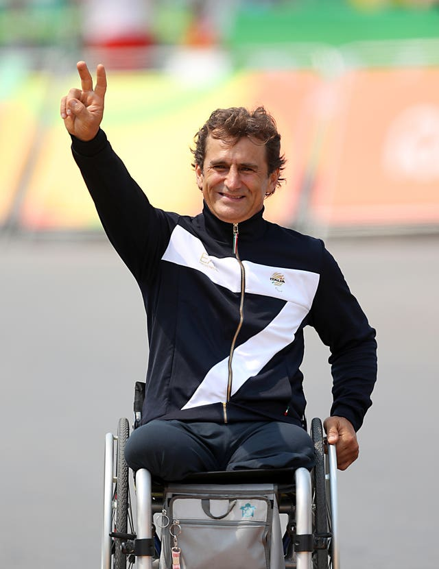 2016 Rio Paralympic Games – Day Seven