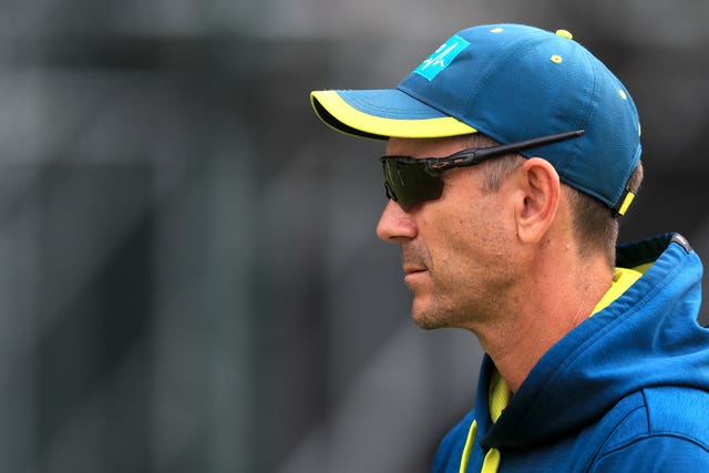 Justin Langer is aware of the impacts of online abuse