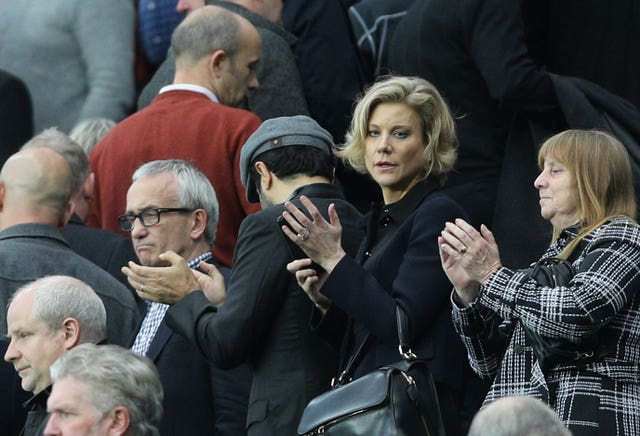 Amanda Staveley was unsuccessful in a bid to buy the club
