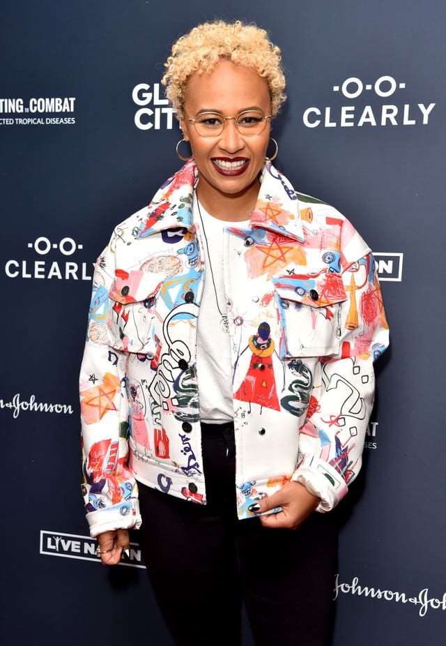 Ending extreme poverty is a realistic goal for the current generation, singer Emeli Sande said (Matt Crossick/PA)