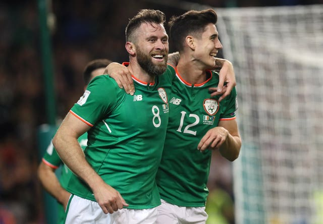 Republic of Ireland v Moldova – 2018 FIFA World Cup Qualifying – Group D – Aviva Stadium