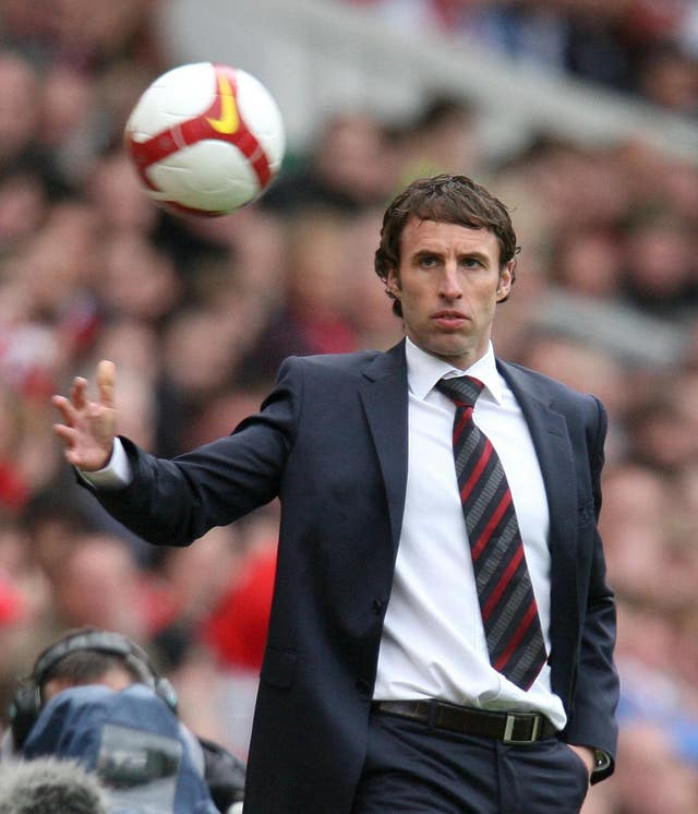 Time ran out for Gareth Southgate at Middlesbrough
