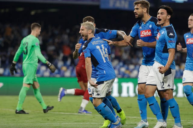 Italy Soccer Champions League