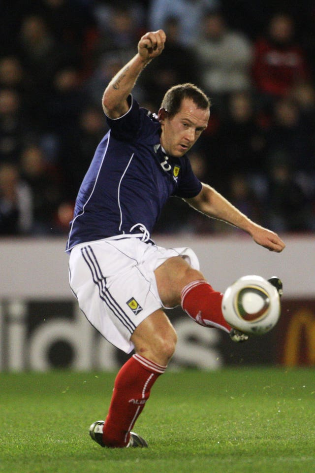 Soccer – International Friendly – Scotland v Faroe Islands – Pittodrie Stadium