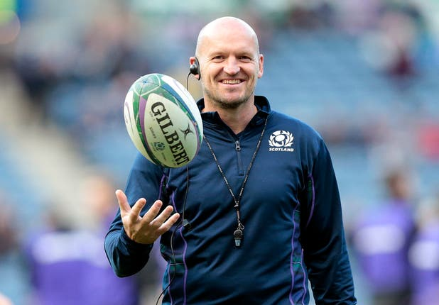 Gregor Townsend hopes experience will pay off against Ireland